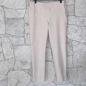 TALBOTS CHATHAM ANKLE PANTS SIZE 8